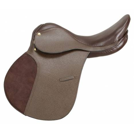 Silver Fox All Purpose Saddle Padded Flap