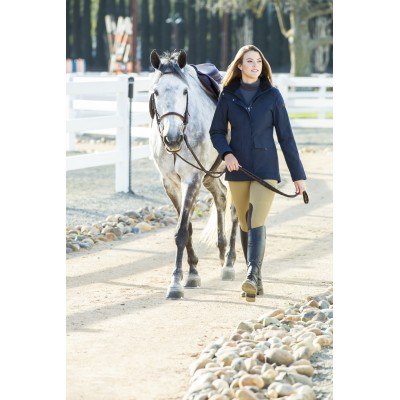 Noble Equestrian Evolution Insulated Jacket - Dark Navy - Large