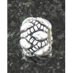 Joppa Quilted Silver Bead