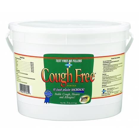 Farnam-Sure Nutrition Cough Free Powder