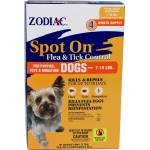Zodiac Spot On Flea and Tick Control for Dogs