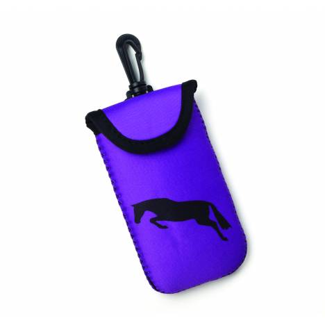 Tek Trek Cell Phone Case - Jumping Horse