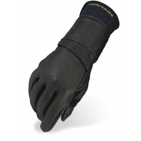Heritage Jr. Pro 8.0 Bull Riding Glove (Left Hand Only)