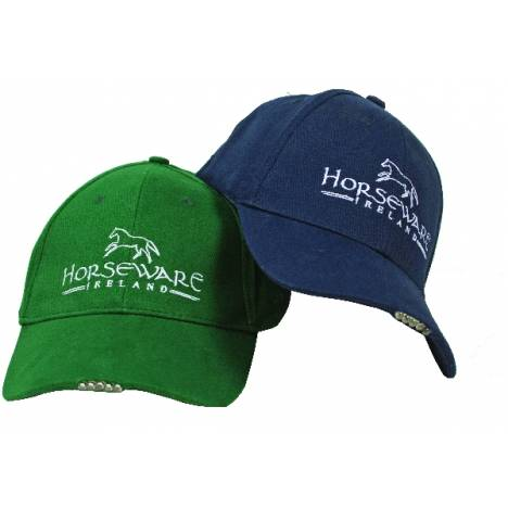 Horseware Baseball Cap with LED Lights