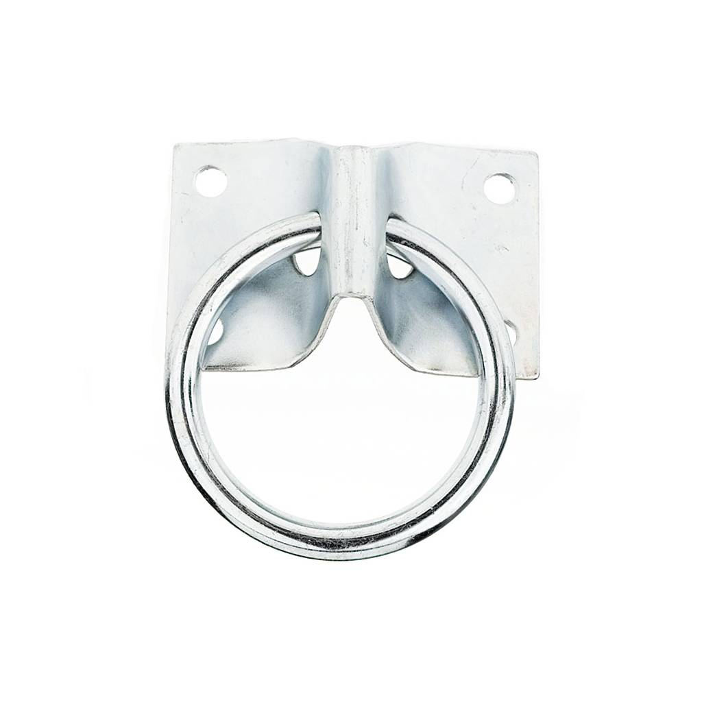HorZe Tie Ring with Fastening Plate