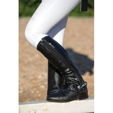 Horseware Tech Stretch Half Chaps - Adult
