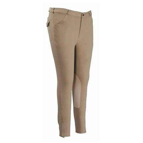 TuffRider Mens Patrol Knee Patch Breeches