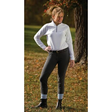TuffRider Ladies Light Cotton Lowrise Breeches