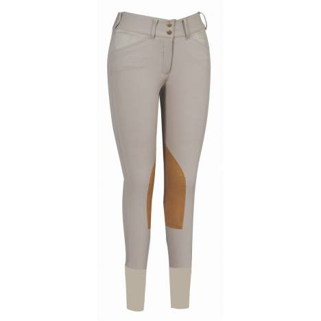 Equine Couture Kids Champion Front Zip Breech
