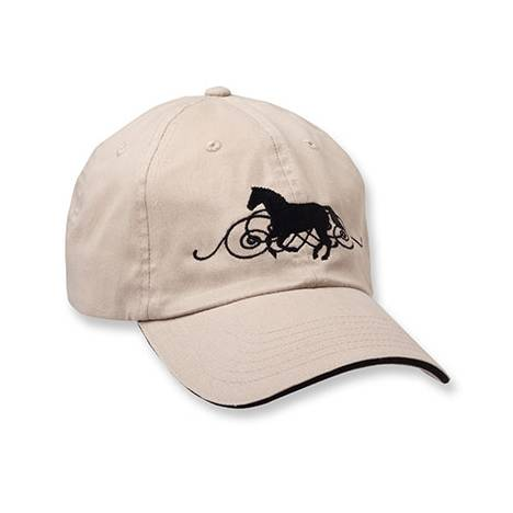 Kelley Galloping Horse Hat