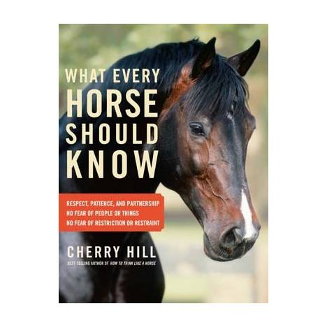 ''What Every Horse Should Know'' Book