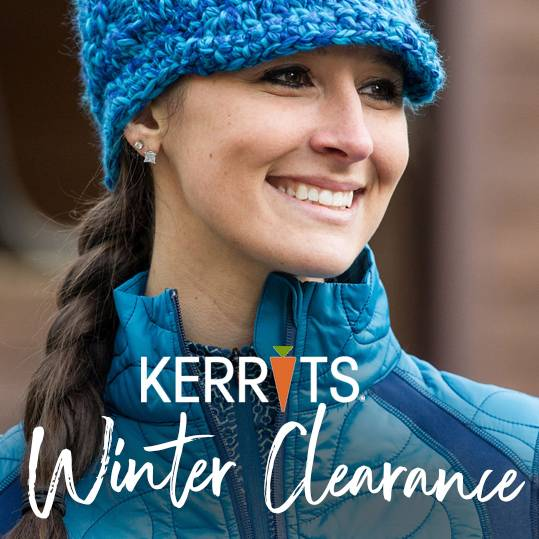 Kerrits Winter Clearance!<br>New Markdowns Now Available