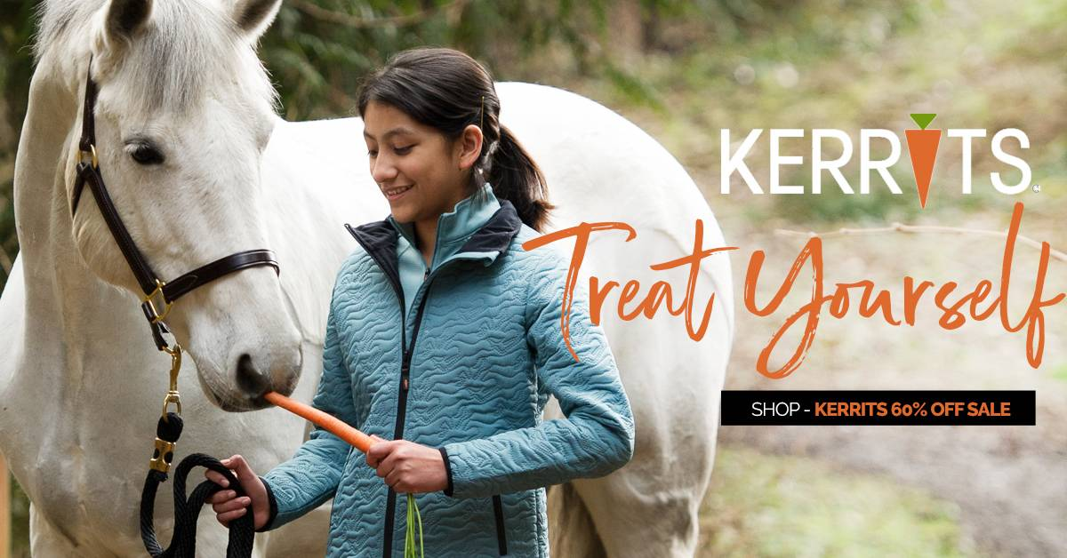 Exclusive! Kerrits Spring Clearance In Stock & Up to 60% OFF