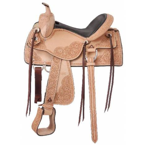King Series ROMA OLD TIME H/S TRAIL Saddle