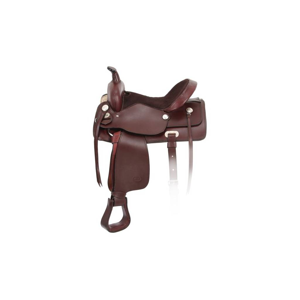 King Series Youth Pleasure Trail Saddle