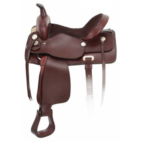 King Series Pleasure Trail Saddle