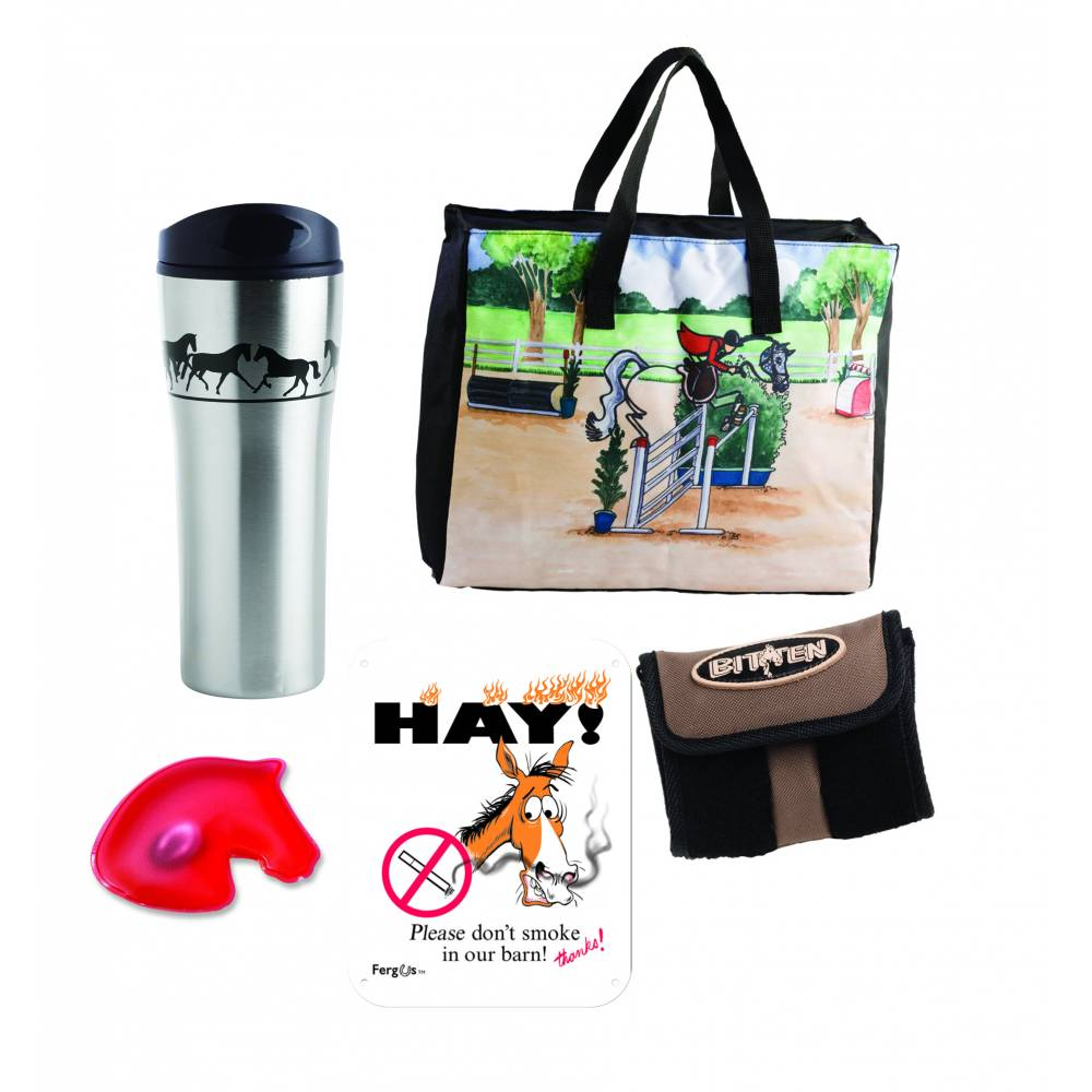 Kelley Amp Company Equestrian Warmth Gift Pack Horseloverz