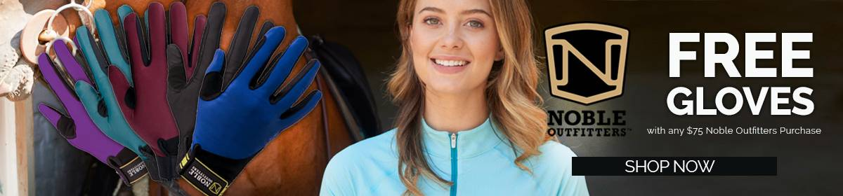 Noble Equestrian FREE Gift with Purchase