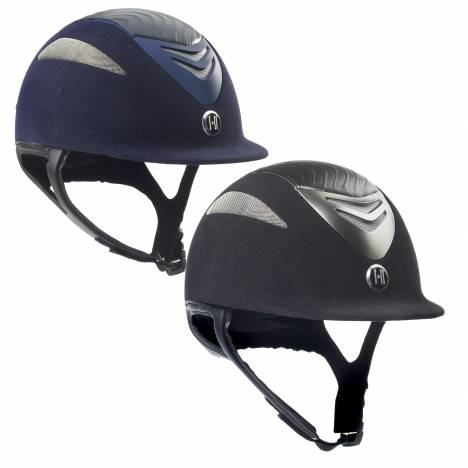 One K Defender Suede/Leather Helmet