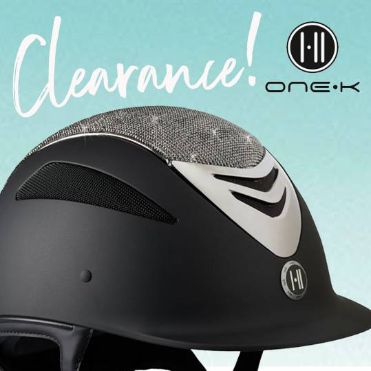 One K Premium Helmet Clearance