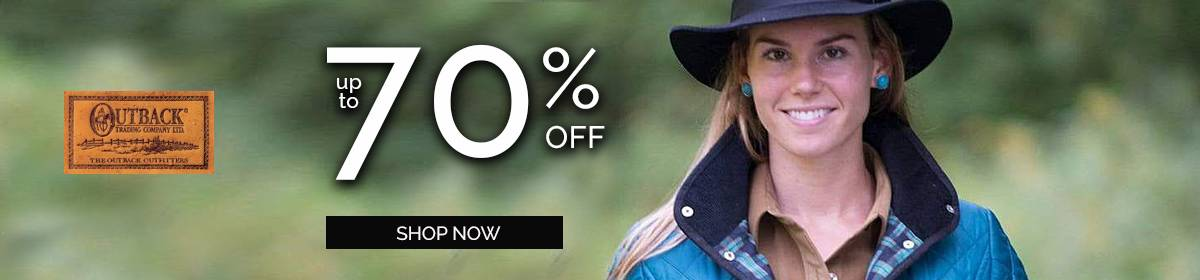 Outback Trading 70% OFF
