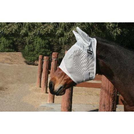 Professionals Choice Equisential Fly Mask with Ears