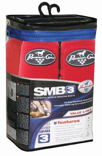 10 OFF Professionals Choice SMB 3 Sports Medicine Boots Value 4 Pack