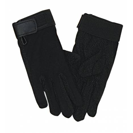 Perri's Adult Winter Weight Cotton Gloves