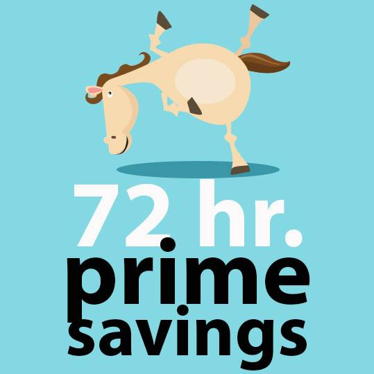 Prime Savings is Here!<br>Lowest FREE Shipping + 100s of Deals