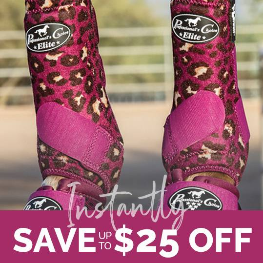Professional's Choice Ballistic Sale<br>Instant Cash Back on Every Boot