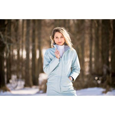 Redingote Cold-Weather Insulated Jumpsuit