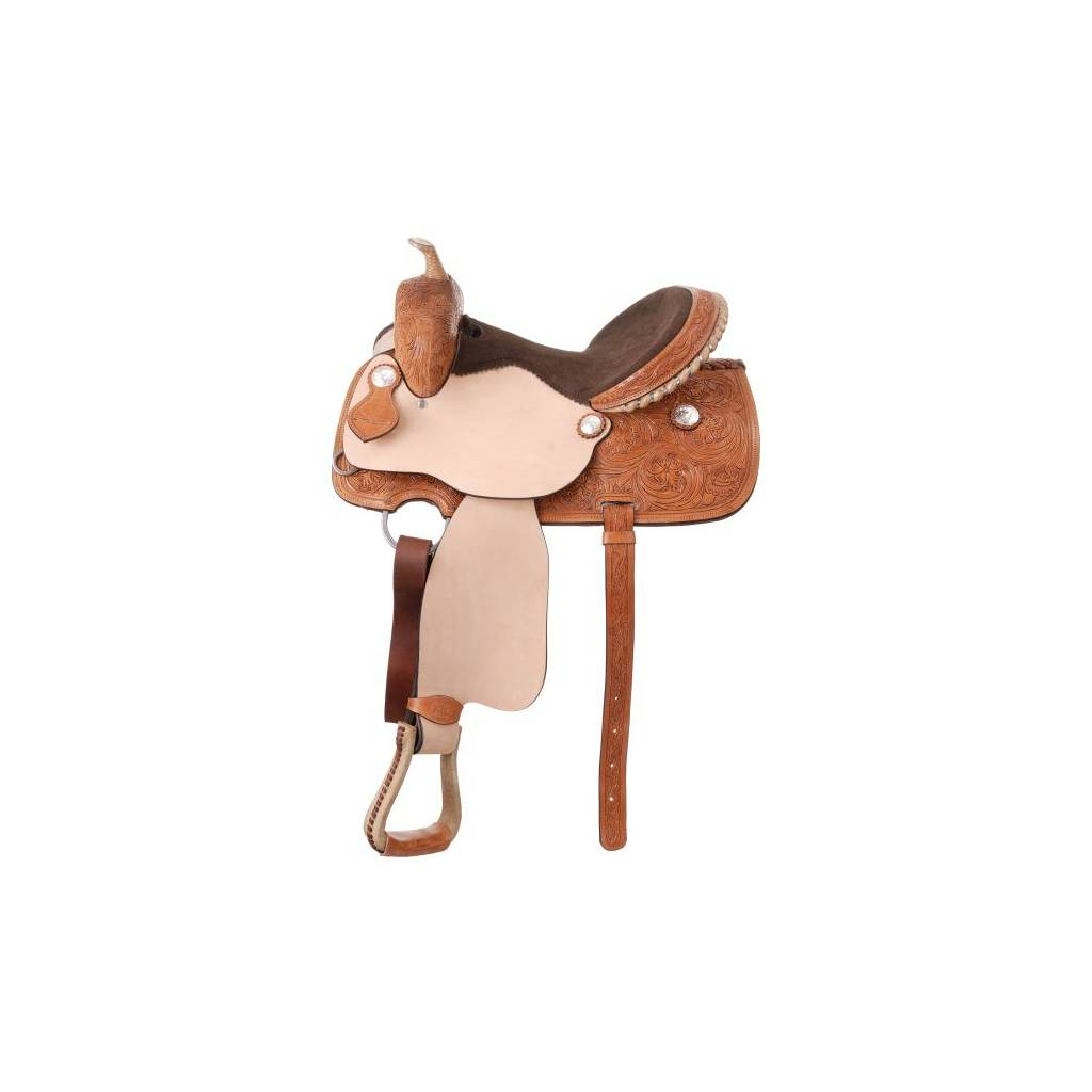 Royal King Dennison Barrel Saddle