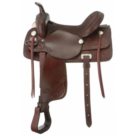 Royal King McKinney Trail Saddle