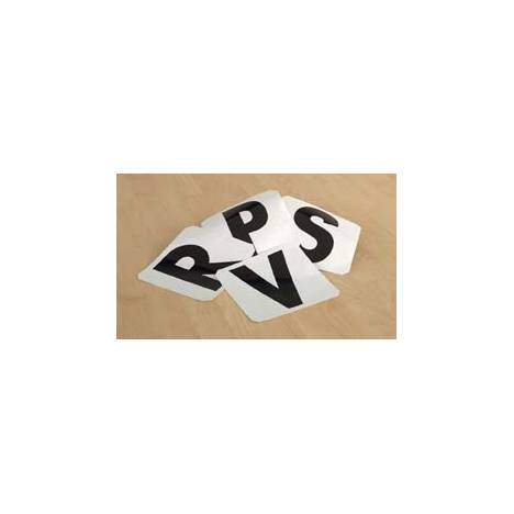 Self Adhesive Letters (4)