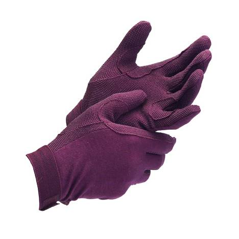 Newbury Pimple Palm Cotton Glove