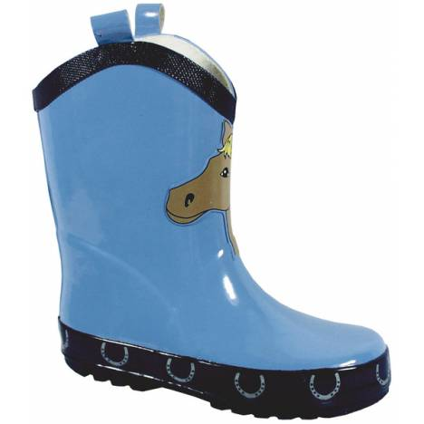 Smoky Mountain Kids Pony Rubber Boots