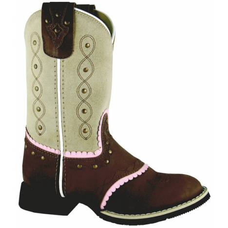 Smoky Mountain Kids Ruby Belle Western Boot