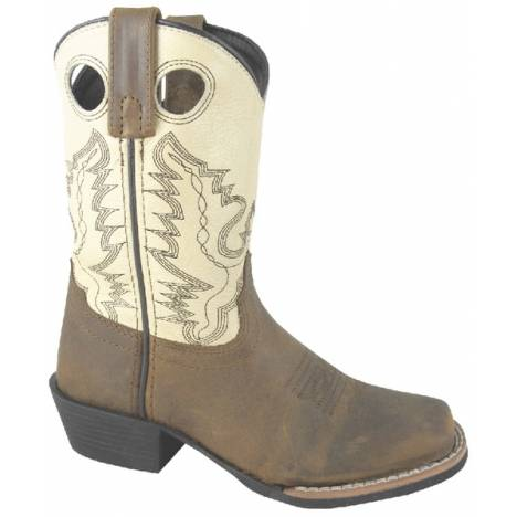Smoky Mountain Youth Mesa Square Toe Boot