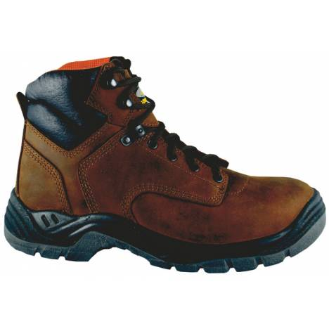 Smoky Mountain Mens Galloway Steel-Toe Work Boot