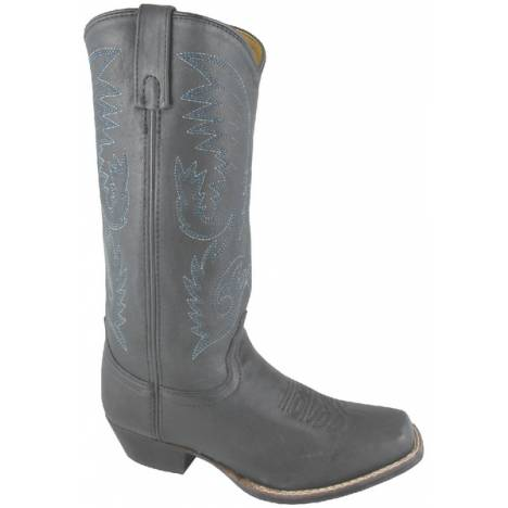 Smoky Mountain Womens Lariat Leather Western Boot