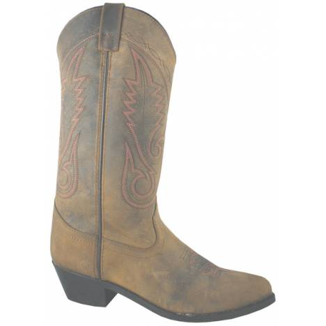 Smoky Mountain Womens Taos Leather Western Boot