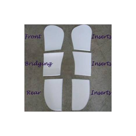 ThinLine Comfort Fitted Cotton Dressage Pad Inserts