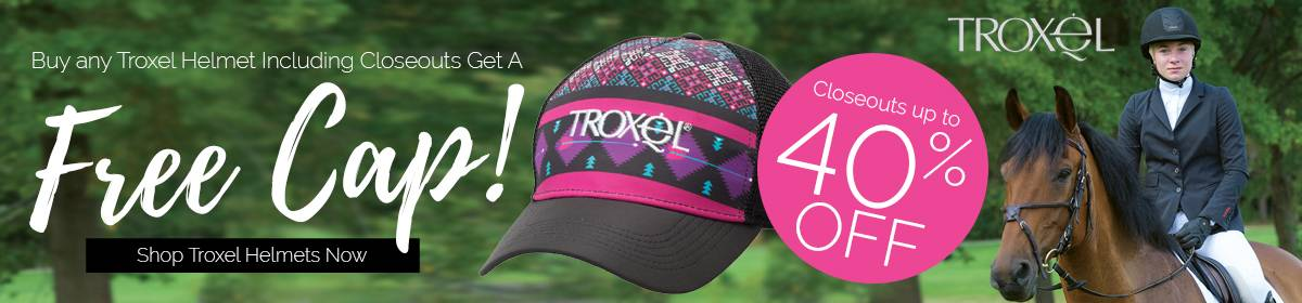 Troxel FREE Gift with Purchaset