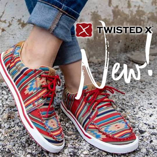 Introducing Twisted X Boots & Lifestyle Footwear