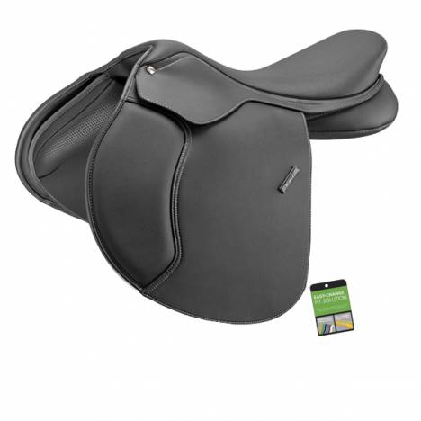 Wintec 500 Flocked Close Contact Saddle